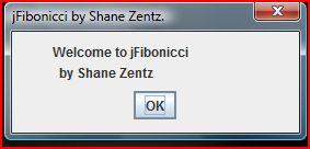 Java Fibonacci 1