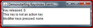 Java Keyboard