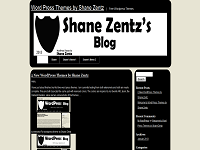 shane zentz website design and development